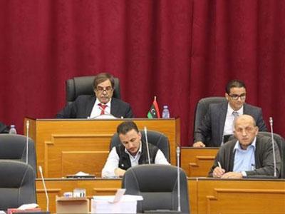 الهيئة التأسيسية لصياغة مشروع الدستور تواصل اجتماعاتها المتعلقة بصياغة مسودة الدستور