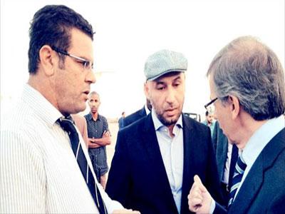 مبعوث الأمم المتحدة ورئيس بعثتها للدعم في ليبيا  برناردينو ليون