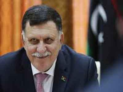 فائز السراج رئيس المجلس الرئاسي