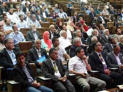 يهدف المؤتمر إلى جمع البُحاث والمتخصصين الليبيين في مجالات علوم الأرض
