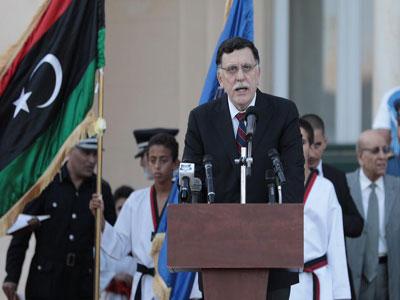 رئيس المجلس الرئاسي يطالب المجتمع الدولي بالايفاء بالتزاماته