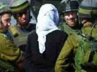 قوات الصهاينة تعتقل الشقيقة الثانية لنعالوه بطولكرم وتواصل تفتيش المنازل والمنشآت