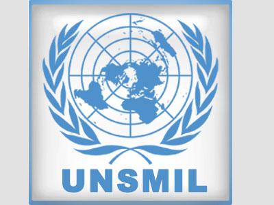 بعثة الأمم المتحدة في ليبيا