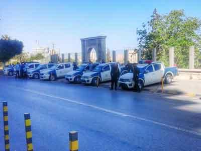 طرابلس : الحرس البلدي ينفي استلامه قرارا بحظر الخضروات والفواكه المصرية