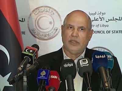 النائب الثاني لرئيس المجلس الأعلى للدولة محمد معزب