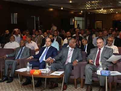 أحمد معيتيق يحضر افتتاح المؤتمر الأول للسياحة في ليبيا