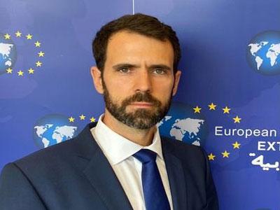 الناطق الرسمي للاتحاد الأوروبي في الشرق الأوسط وشمال إفريقيا